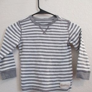 Carters Thermal Style Long Sleeve T Shirt